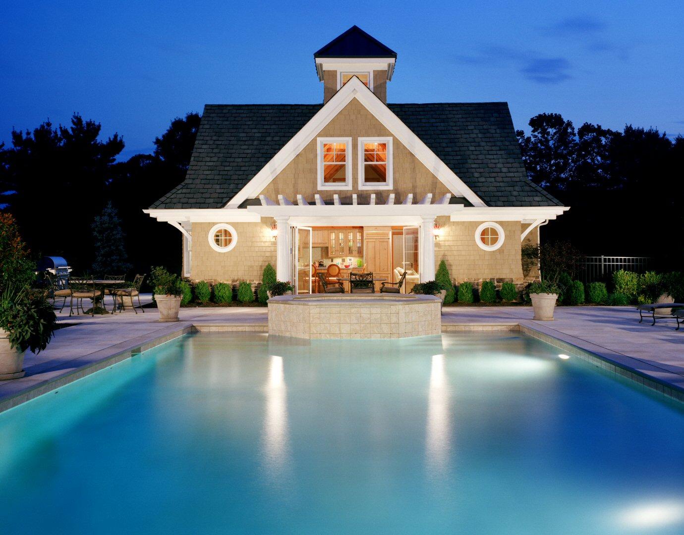 Homes that look like barns - Pool Guest House T5776 Farmingdale Nj