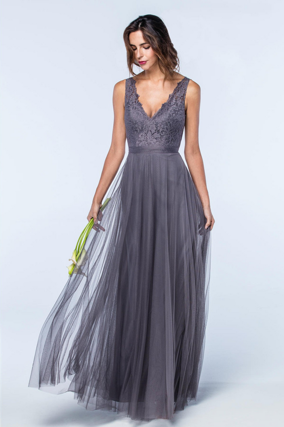 Anticuado Alvina Valenta Bridesmaid Dress Ideas Ornamento ...
