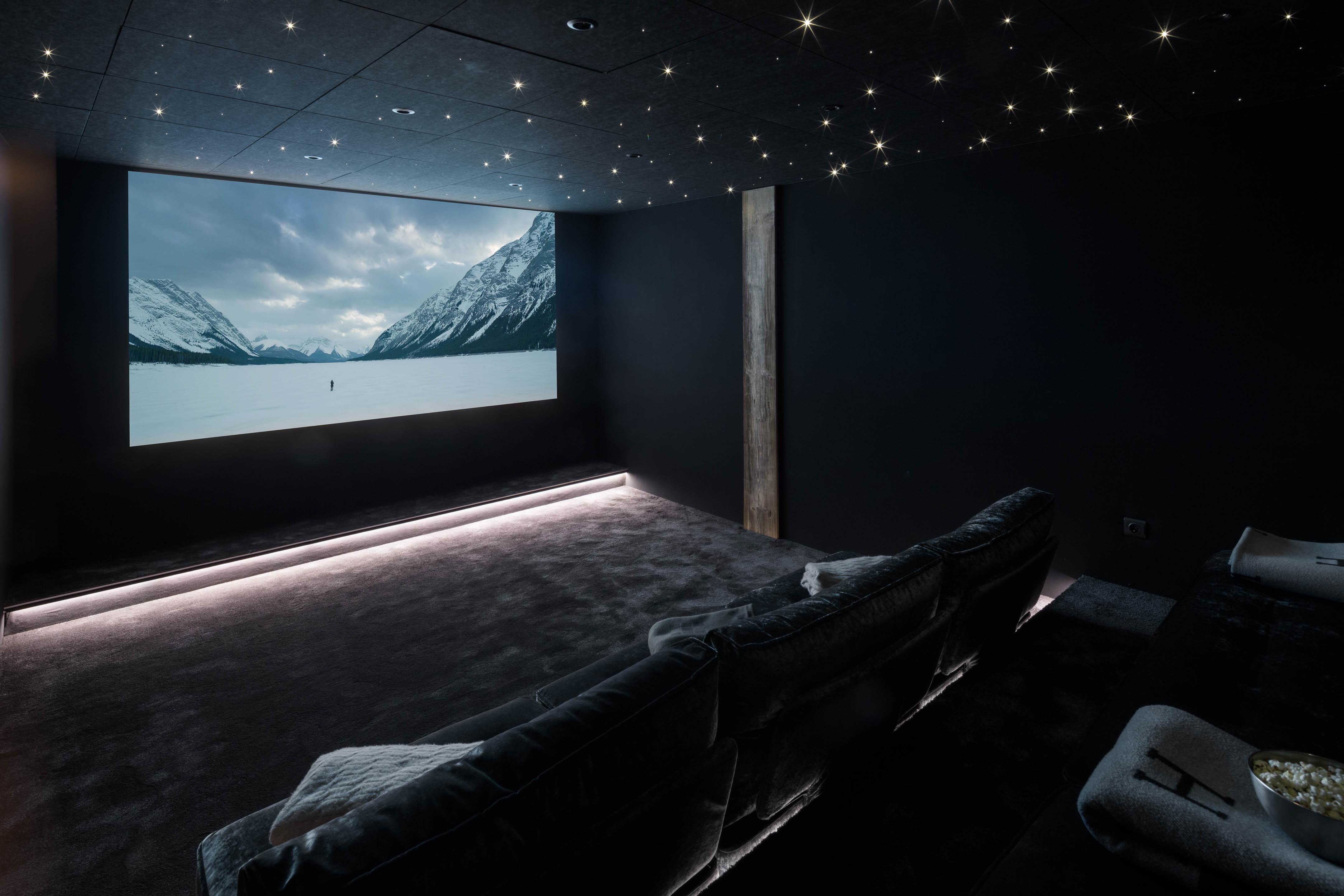 Home Acoustics Cinema Prive Home Acoustics